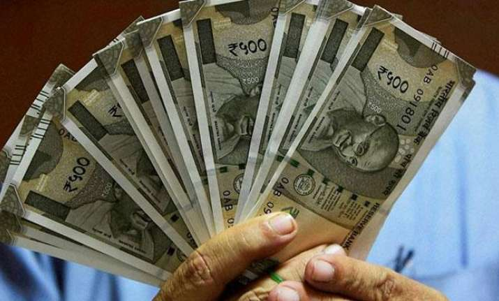 In absolute terms, the fiscal deficit was Rs 5.25 lakh