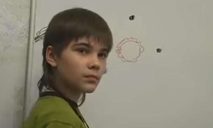 Russian boy claims he lived on Mars before rebirth on Earth