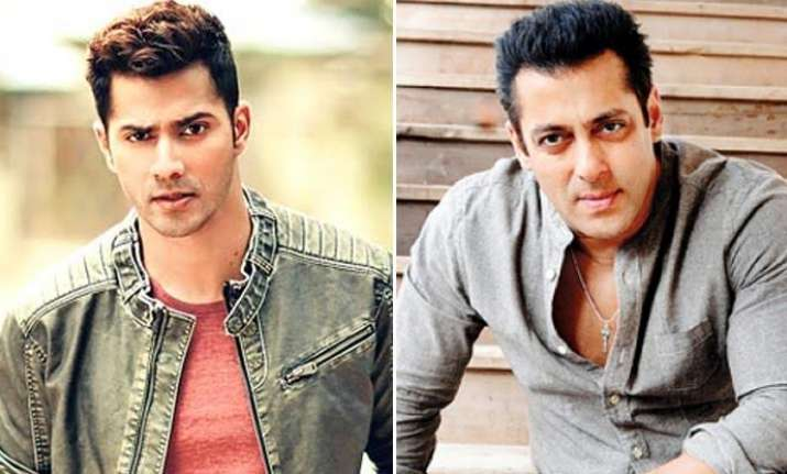 Varun Dhawan replaces Salman Khan in this film