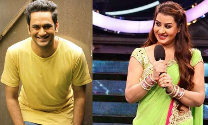bigg Boss 11 contestants Shilpa Shinde and Vikas Gupta
