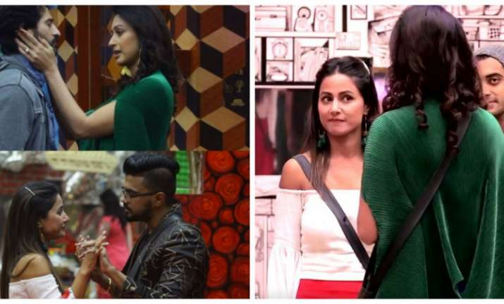 Bigg Boss 11 Hiten Tejwani S Wife Gauri Pradhan Slams Hina Khan