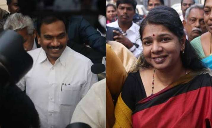 2G spectrum scam: CBI court acquits DMK leaders Kanimozhi,