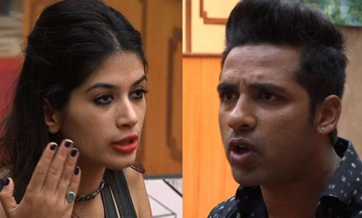 Bandgi upset with Puneesh for touching her without consent