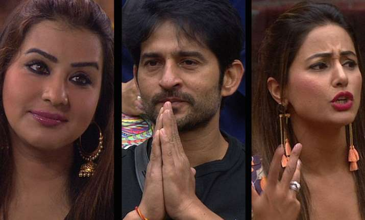 Bigg Boss 11 Hiten Tejwani on Hina Khan and Shilpa Shinde