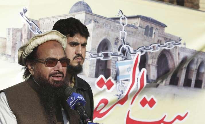 1971 war will be avenged by liberating Kashmir: Hafiz Saeed