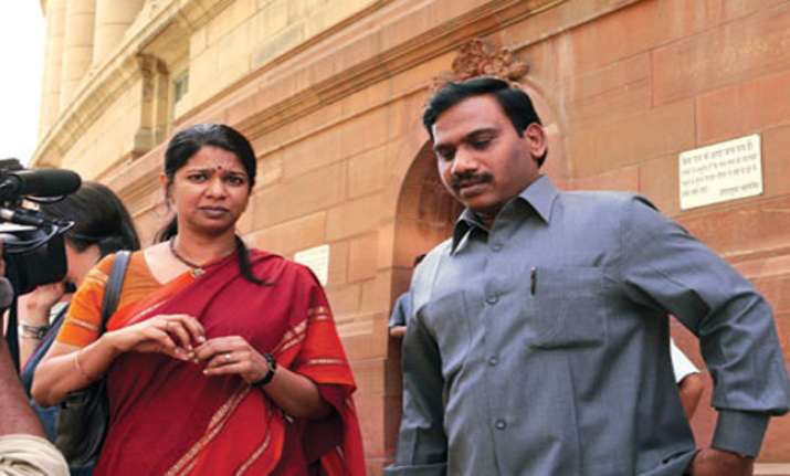 2G scam cases: Fate of DMK leaders A Raja, Kanimozhi hangs