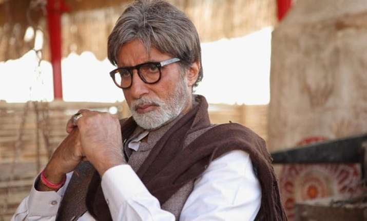 Amitabh Bachchan wrote a blog mentioning his health