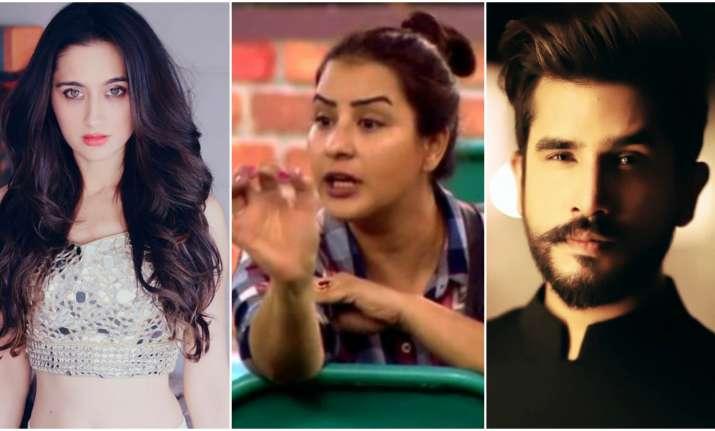 Suyyash and Sanjeeda criticise Shilpa
