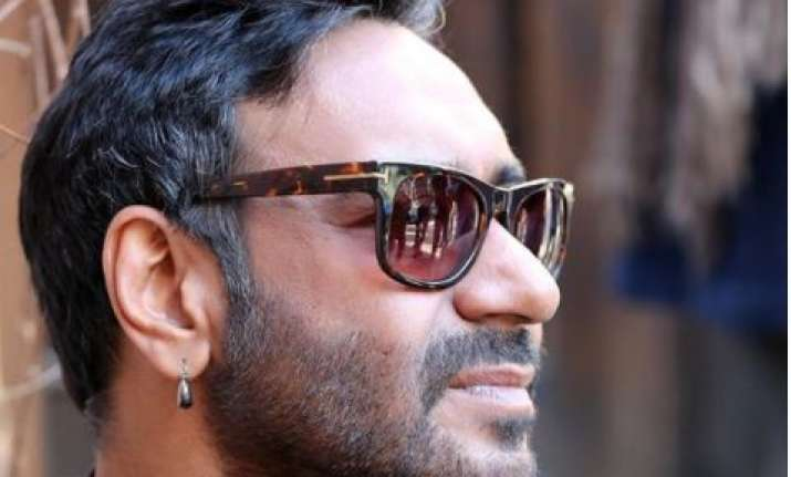Ajay Devgn announced title of his first Marathi production