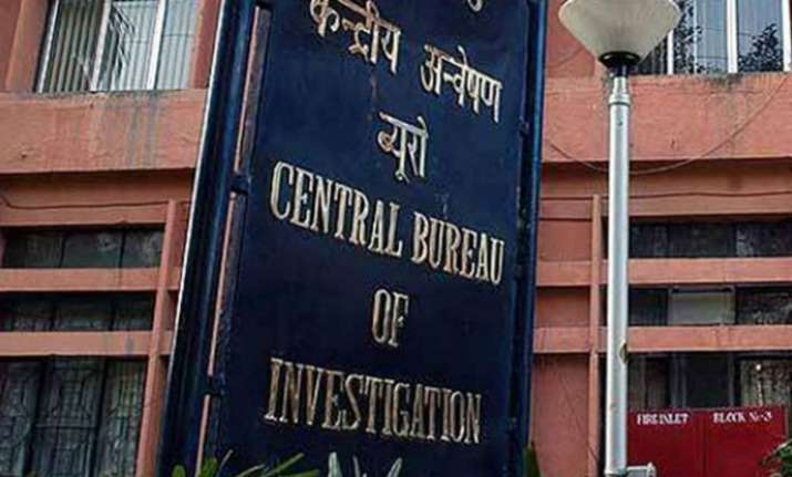 The court said CBI's chargesheet was based on some oral