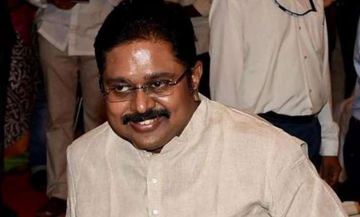 Sasikala-aide Dinakaran has won Jayalalithaa's constituency
