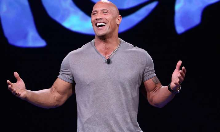 The idea to pursue politics originally came into Dwayne