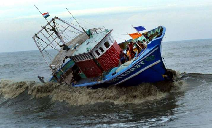 Cyclone Ockhi LIVE: Locals protest 'inadequate' rescue os;