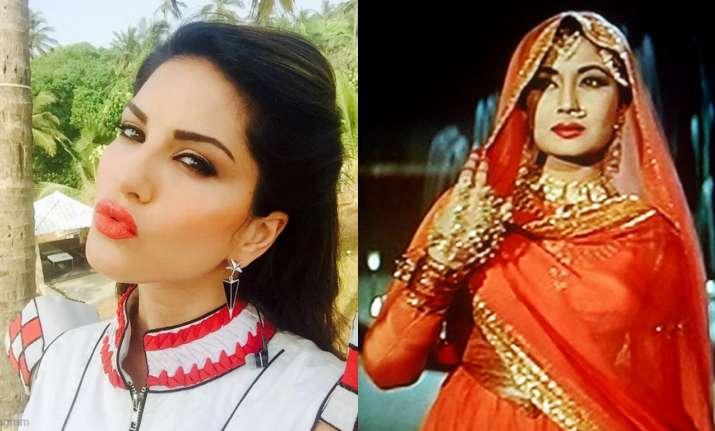 Sunny Leone to star in Meena Kumari's biopic!