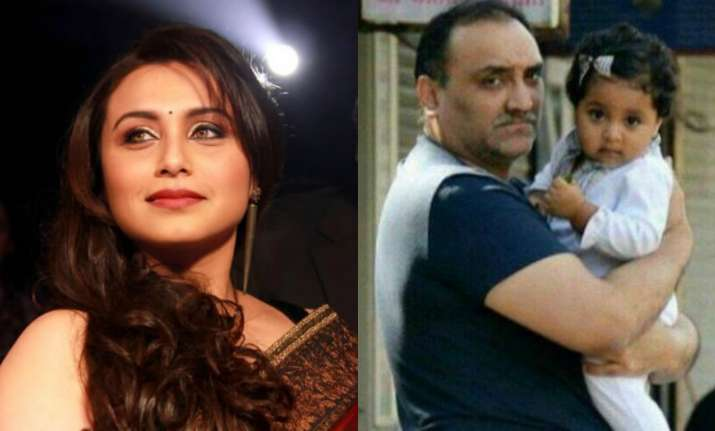 Rani Mukerji says that her husband doesn't want Adira to