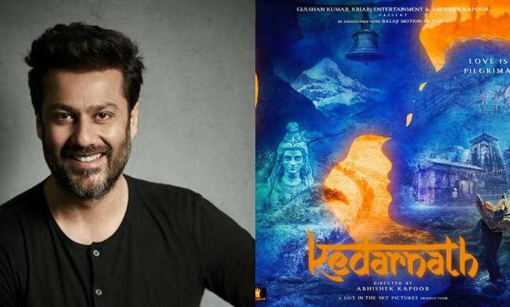 Abhishek Kapoor opens up on Kedarnath controversy