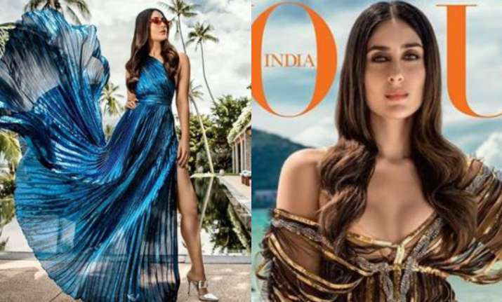Kareena Kapoor Khan's Vogue cover shoot