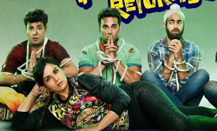 Fukrey Returns box-office collection day 1