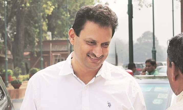 Union Minister Ananth Kumar Hegde