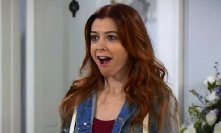 American Pie actress Alyson Hannigan: Still remember all