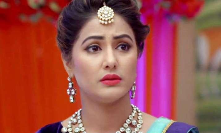 Hina Khan gets emotional remembering Yeh Rishta Kya Kehlata