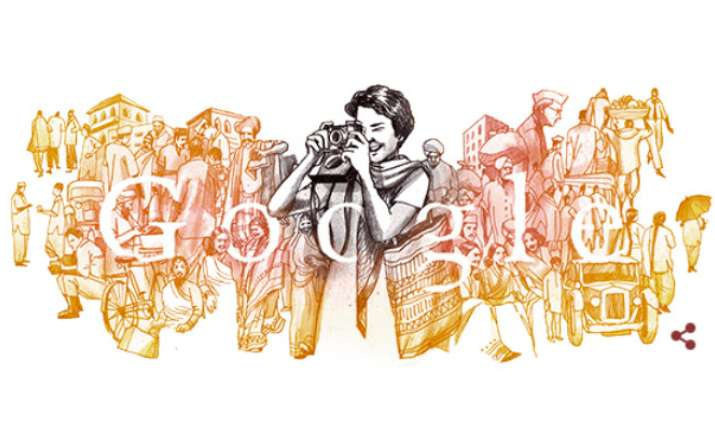 Google Doodle celebrates 104th birth anniversary of Homai
