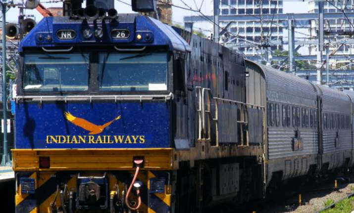 The railways offers concession in fares in 53 categories,