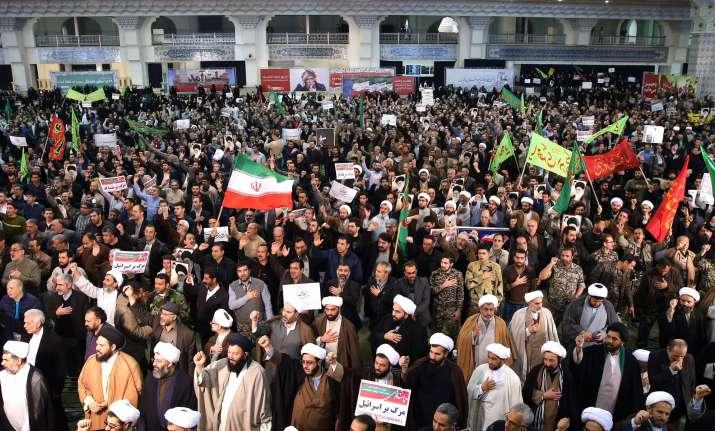 Iran at brink of next big movement Nobel Peace Prize-