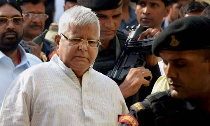 Former Bihar CM Lalu Prasad Yadav could get 3-7 years of