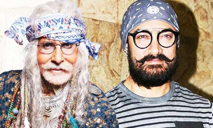 Thugs Of Hindostan Amitabh Bachchan Aamir Khan Fatima Sana