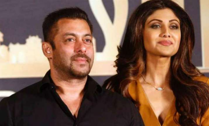 Salman Khan and Shilpa Shetty are in a controversy