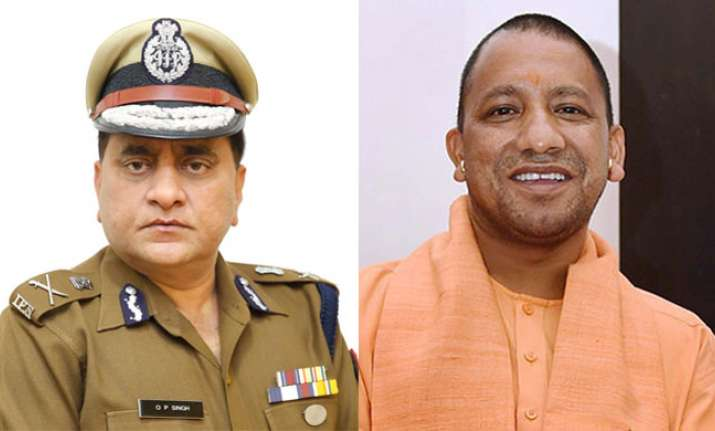 Yogi Adityanath Govt appoints OP Singh as UP's new DGP