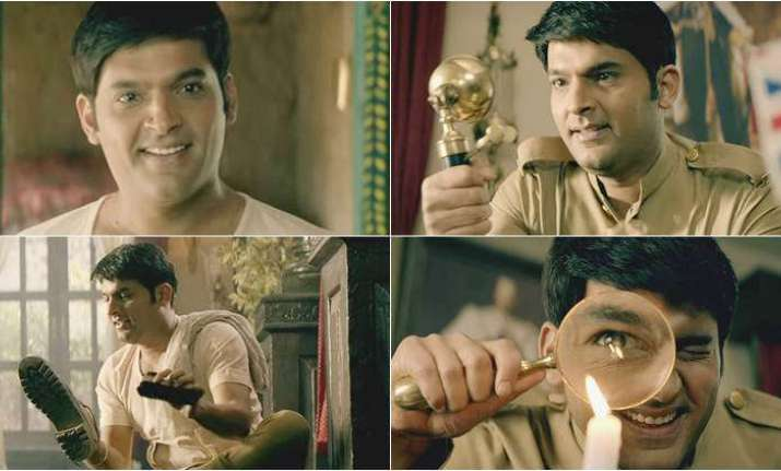 Firangi early review Kapil Sharma is a fantastic performer