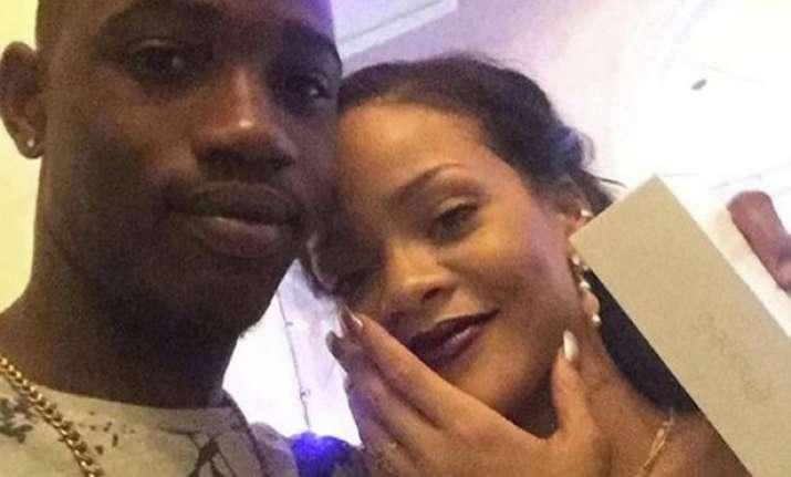 Rihanna cousin shot dead