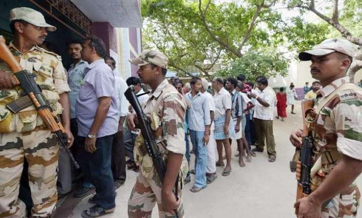 RK Nagar bypoll live updates: 41.6% voting till 1pm,,