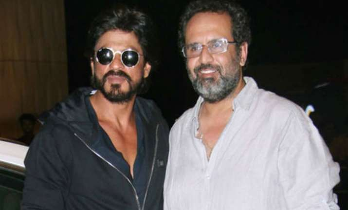 Shah Rukh Khan on Aanand L Rai's film: Not nervous but