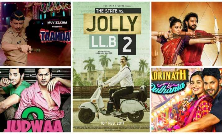 How sequels, spin-offs and remakes ruled Bollywood in 2017