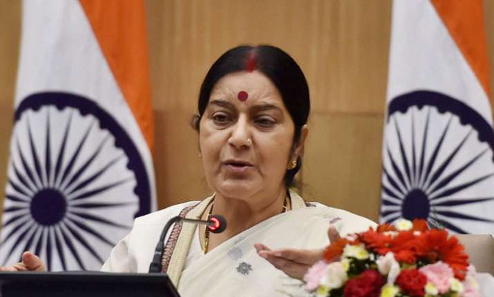 Sushma Swaraj to take up issue of 'forced conversion'