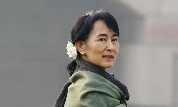 Suu Kyi, who has won more than 120 international honours,