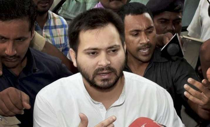 RJD chief Lalu Prasad Yadav's son and Bihar's deputy chief