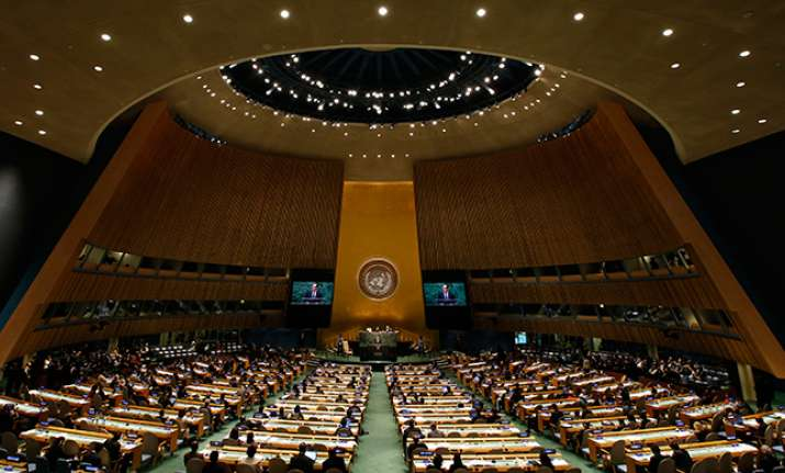 An emergency meeting of the UN General Assembly will take