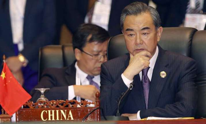 Chinese Foreign Minister Wang Yi will visit India for the
