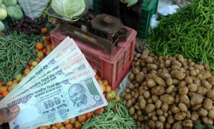 WPI inflation stood at 3.93 in November, up from 3.59% for