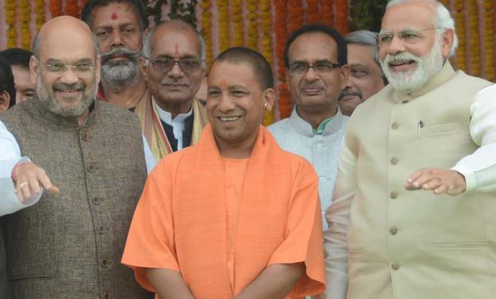 Seen as Yogi Adityanath's first acid test after taking over