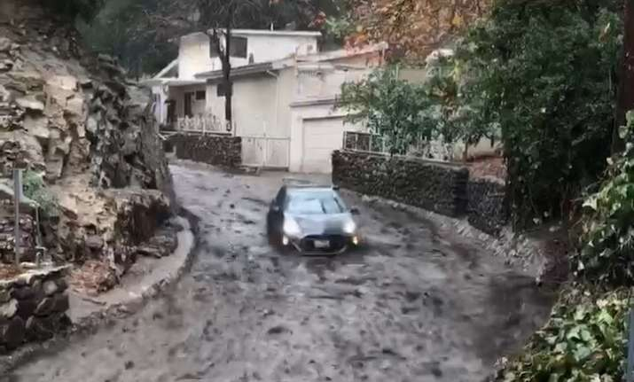 California mudslides