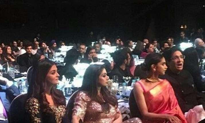 Aishwarya Rai Bachchan, Sridevi, Deepika Padukone