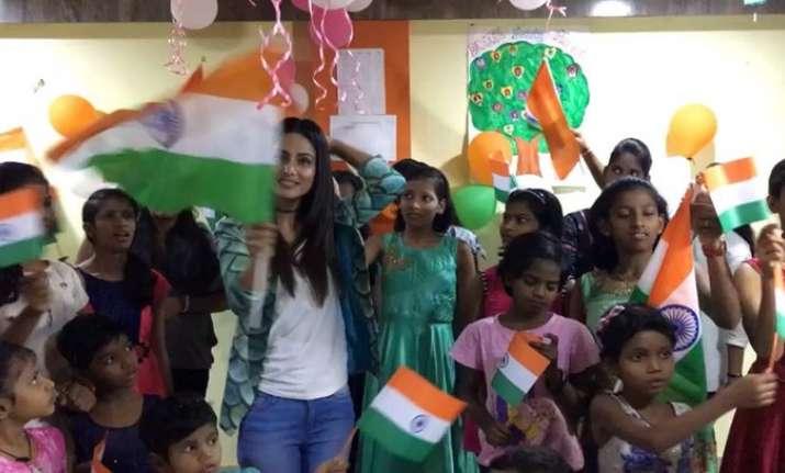 Here how Bigg Boss 11 runner up Hina Khan celebrated