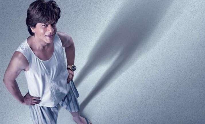 Shah Rukh Khan's look in Zero