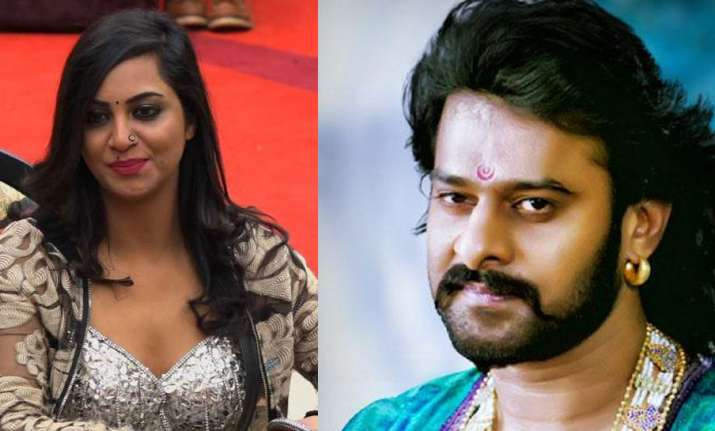 Arshi Khan opens up on working with Prabhas