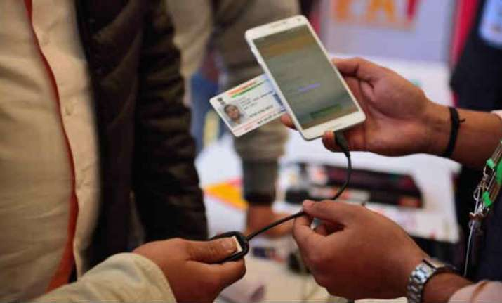 Here's you can link Aadhaar with your mobile number for